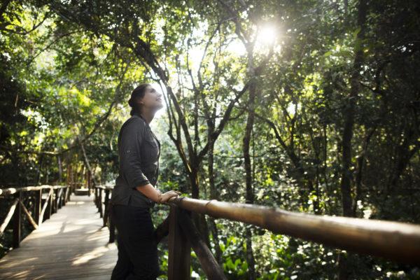 Congo Conservation Company- Daniella at Lango Camp