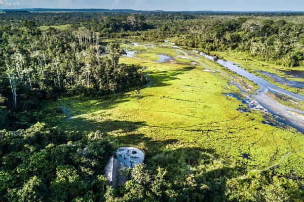 congo-conservation-company-lango-camp-bai-and-deck-view