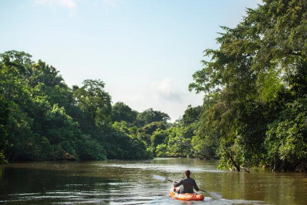 congo-conservation-company-lango-camp-kayaking