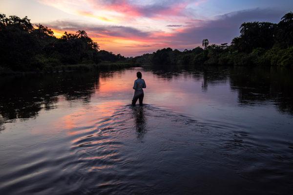 congo-conservation-company-lango-camp-sunset